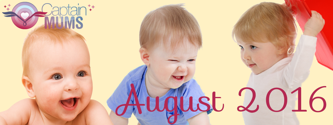 Babies of August 2016